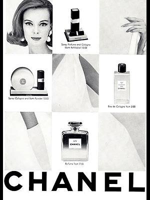 The Strange: chanel p1967