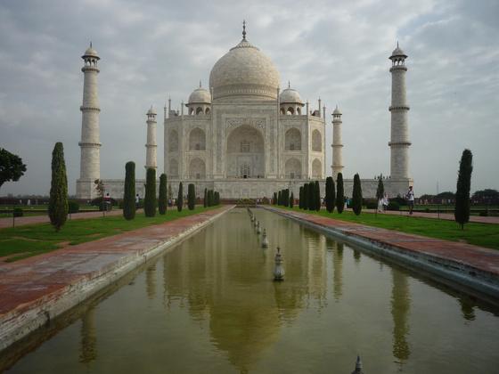 salga: Taj Mahal India