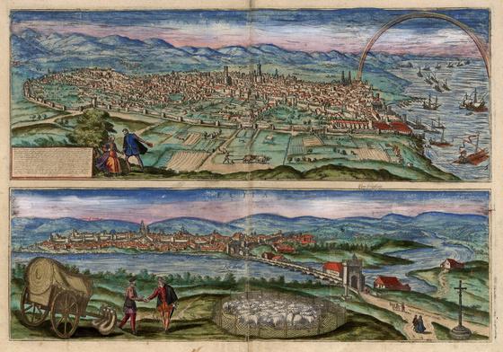 Országos Széchényi Könyvtár: Barcelona a XVI–XVII. század fordulóján