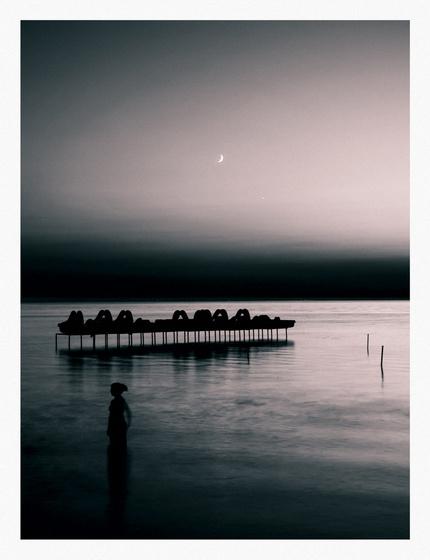 gonzofoto: Ezüstös árnyak