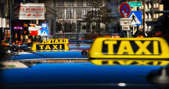 dino: taxi rock