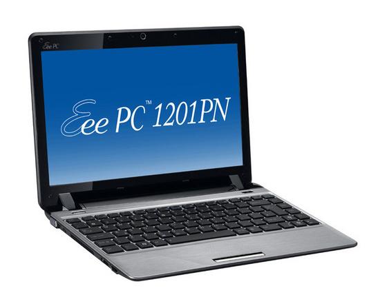 ASUS Eee PC 1201PN ezüst