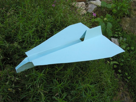 Kreatív Szakkör: Papírrepülő hajtogatás 111