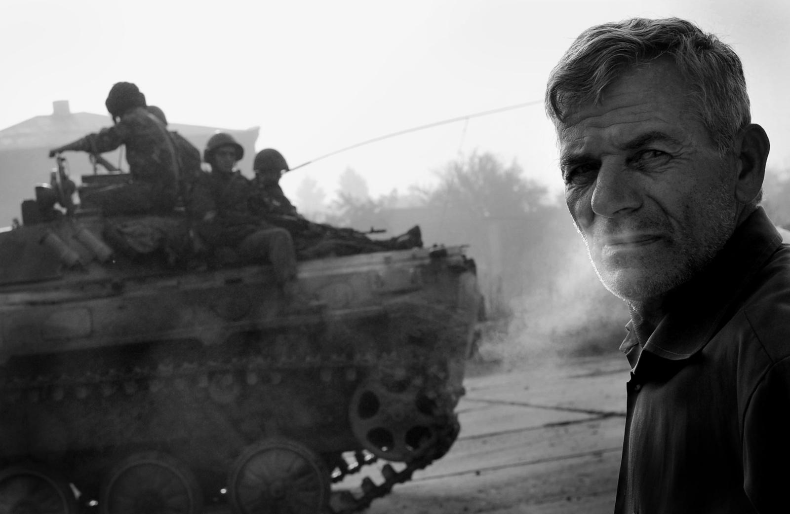 Déloszét konfliktus - Szandelszky Béla -  Associated Press