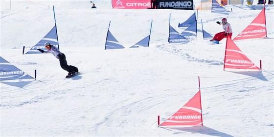 Snowboard Alpin PS