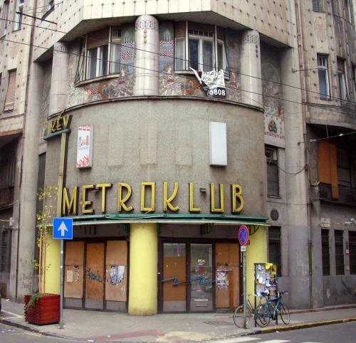 Metroklub - fotó: retronom.hu