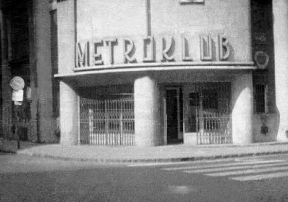 Metroklub - fotó: zoran.hu