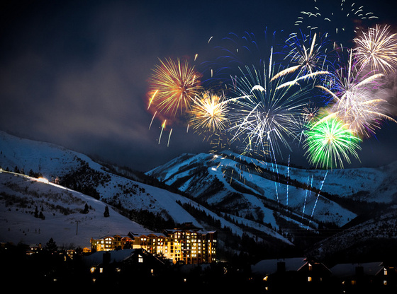 Happy New Year from The Canyons! Photo: Sean Kerrick Sullivan