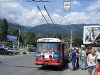 vrobee: Trolley, Yalta