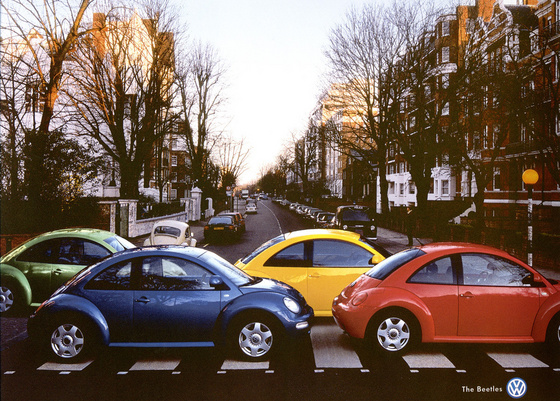 PozAko: vw beatle beatles