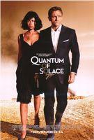 A Quantum csendje plakát 3
