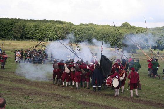 Monty: detling2006-englishcivilwar by monty 05