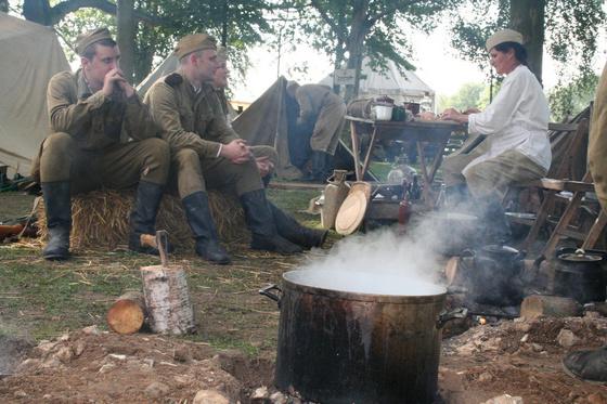 Monty: detling2006-WWII by monty 07
