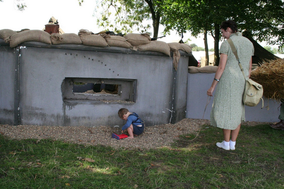 Monty: detling2006-WWII by monty 10