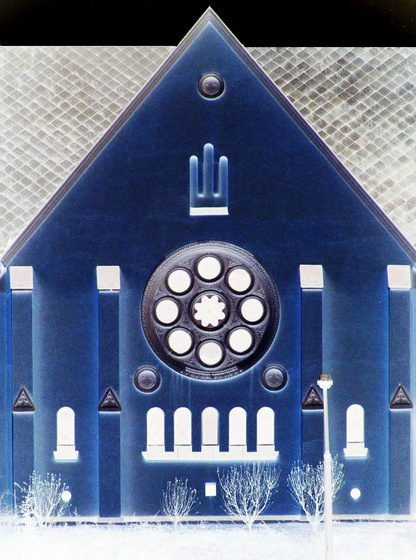 Bizsu60: A kék templom