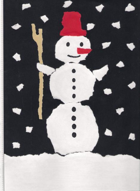 B.B.M: hóember