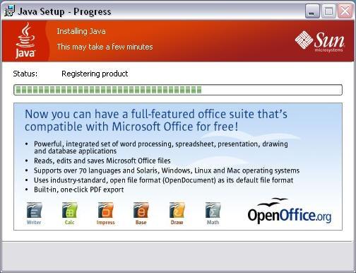 infoerettsegi: java netbeans 06 openoffice reklam telepites alatt