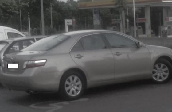 Kvazimir: parkolás