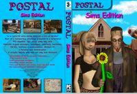 freddyD: Postal Sims cover Mariai Dávid