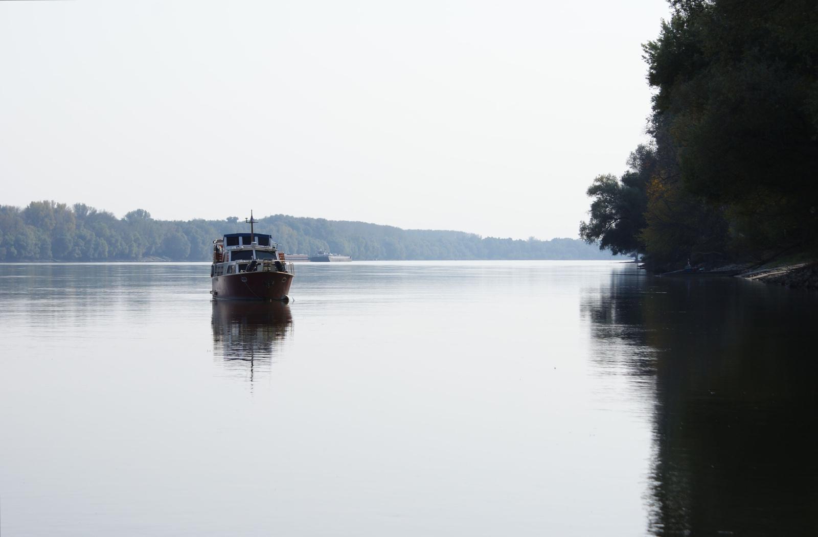 A Duna Érsekcsanádnál