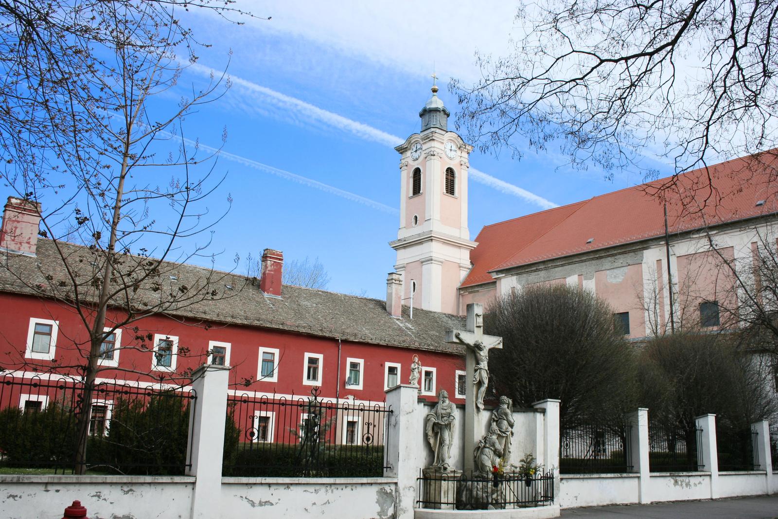 Szeged - Szent-György templom