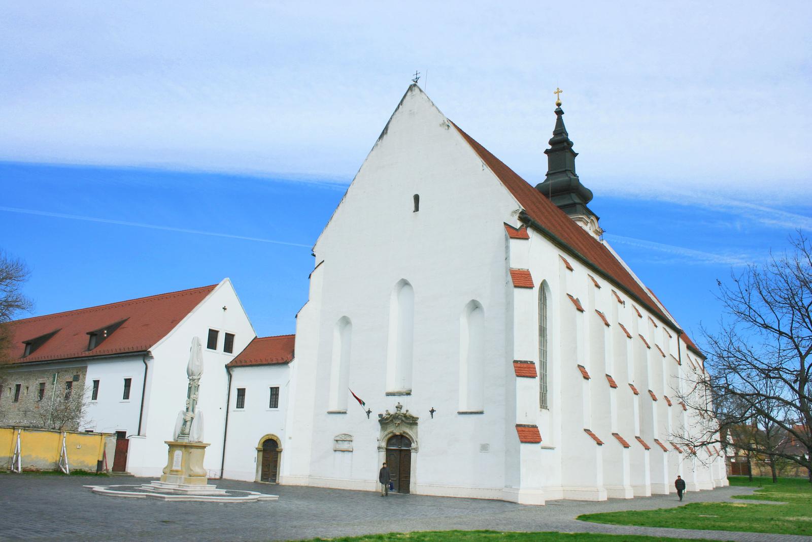 Mátyás templom - Szeged