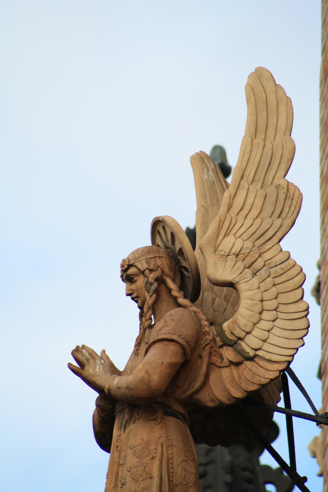 Egy Angyal szállt közénk...