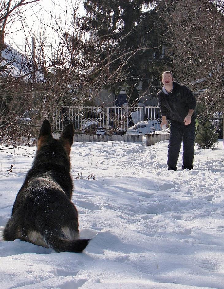 Téli játék