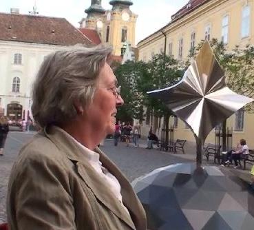 Fehér László kiállítása Székesfehérvár